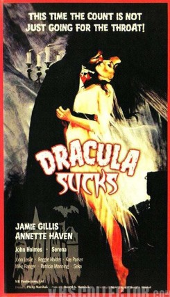 Dracula....Ti succhio