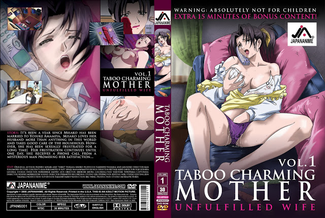 Taboo Charming Mother Vol 1