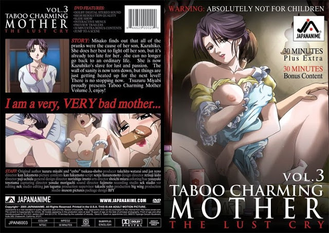 Taboo Charming Mother Vol. 3