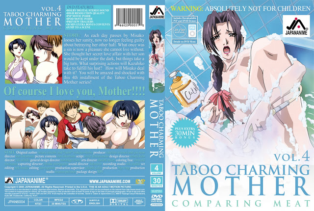 Taboo Charming Mother Vol. 4