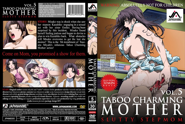 Taboo Charming Mother Vol 5