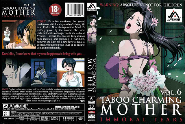 Taboo Charming Mother Vol. 6